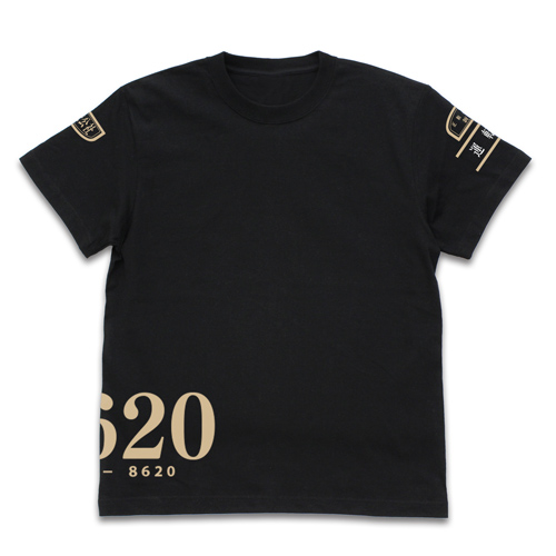 レイルロオド・ハチロクTシャツ