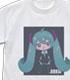 初音ミク Tシャツ saepy Ver.