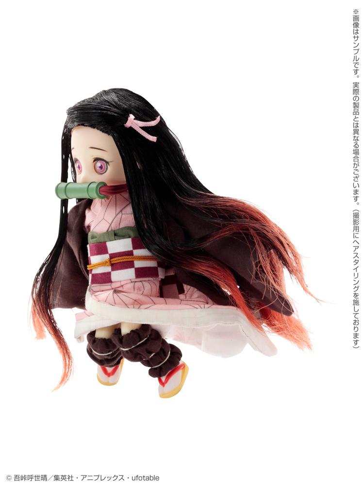 鬼滅の刃/鬼滅の刃/DOLPokke(ドルポッケ)「鬼滅の刃」小さくなった禰豆子 DLP004-LNZ