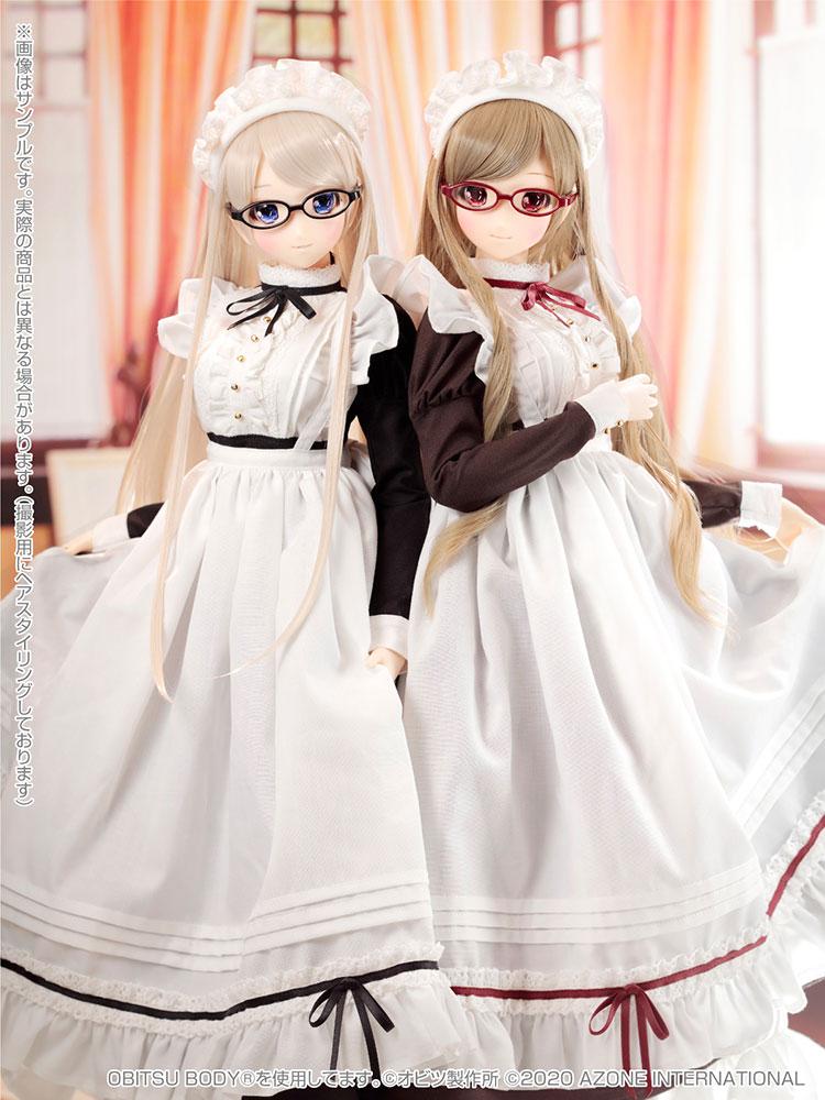 AZONE/Iris Collect/Iris Collect(アイリス コレクト) ノワ / クラッシィメイド「ノーブルブラウン」 AOD512-NMN
