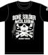 新日本プロレスリング/新日本プロレスリング/石森太二「BLOODY CROSS BC」Tシャツ