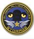 対怪獣特殊空挺機甲隊「ストレイジ」 部隊章PVCパッチ