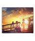 【 夜明けの晩に 】杜野凛世 F6キャンバスアート