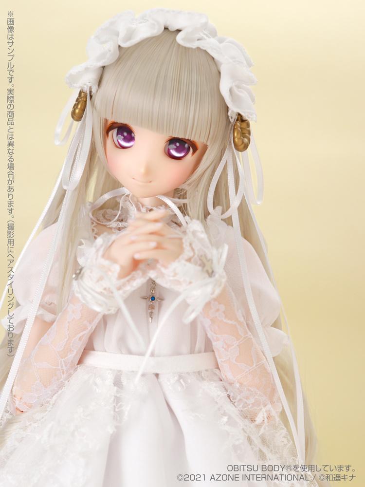 AZONE/Iris Collect/Iris Collect(アイリス コレクト) ミレーネ / 『Kina's Fantasy Romances』~ルミランジュ家の天使~ AOD521-MLA