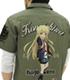 ★限定★限定版 九条カレン フルカラーワークシャツ