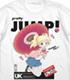 Jumpingアリス フルカラーTシャツ