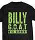 ウィル・オスプレイ「BILLY G.O.A.T」Tシャツ