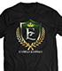 UNITED EMPIRE Tシャツ(ブラック)