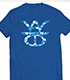 新日本プロレスリング/新日本プロレスリング/マスター・ワト「WATO」Tシャツ(ブルー/2nd)