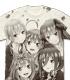 五等分の花嫁∬ オールプリントTシャツ