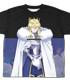 FGOキャメロット 獅子王 両面フルグラフィックTシャツ