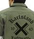 ★限定★限定版 カールスラント ワッペンベースワークシャツ