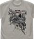 聖戦士ダンバイン/聖戦士ダンバイン/サーバイン Tシャツ リニューアルVer.