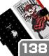 <ナイトメア>時崎狂三 手帳型スマホケース138