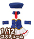 PIC354【1/12サイズドール用】1/12ミリタリーコス..