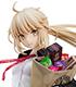 Fate/Fate/Grand Order/セイバー/アルトリア・ペンドラゴン 〔オルタ〕 英霊旅装Ver. 1/7スケール ABS&PVC 塗装済み完成品
