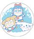 ポプテピピック/ポプテピピック/【エアコミケ2】ポプテピピック×シナモロールFUWAFUWAクッション