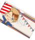 アメリカ ミニクリアファイル