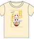 ラーメン大好き小泉さん/ラーメン大好き小泉さん/【エアコミケ2】ラーメン大好き小泉さんとKIRIMIちゃん. 魚介系?Tシャツ