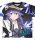 ロキシー・ミグルディア 両面フルグラフィックTシャツ