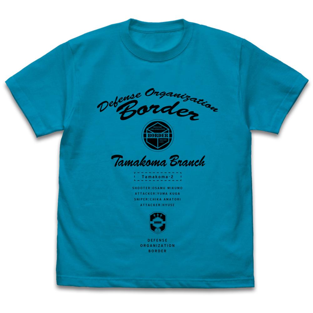 ワールドトリガー/ワールドトリガー/玉狛第2 Tシャツ