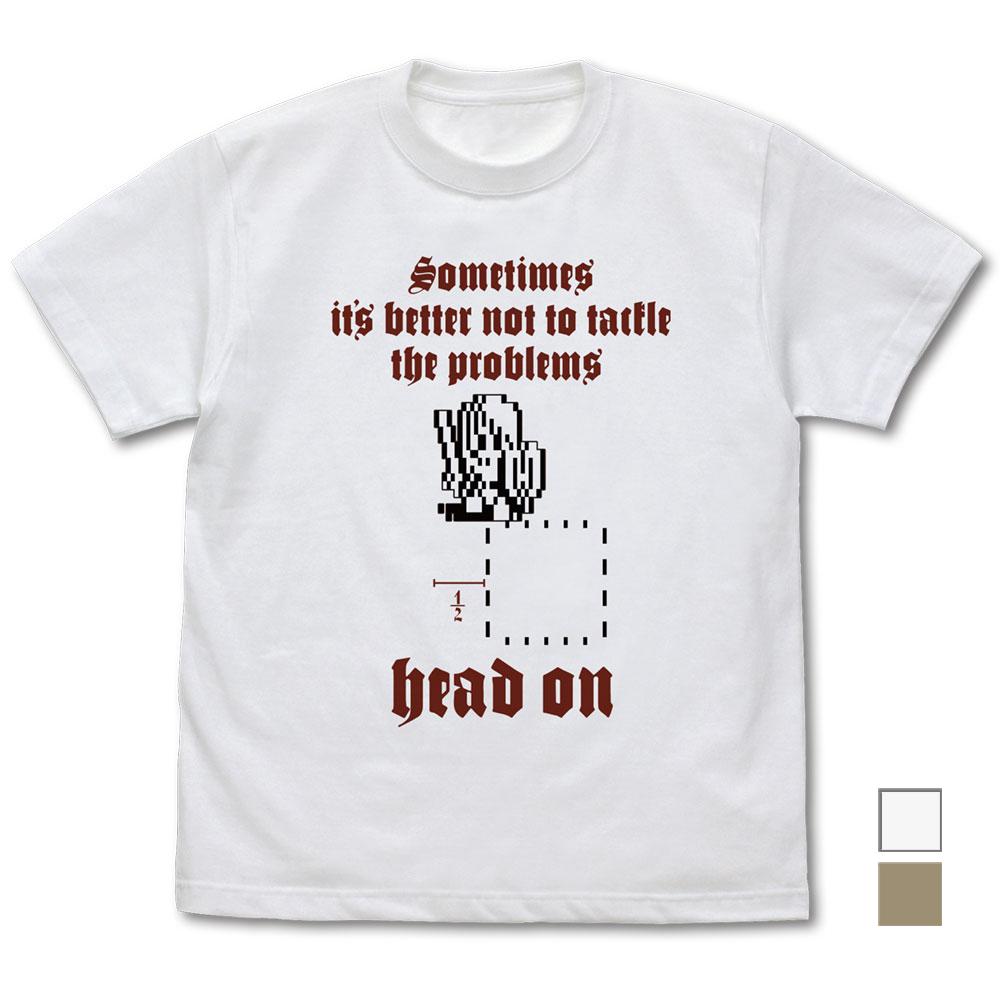 半キャラずらし Tシャツ