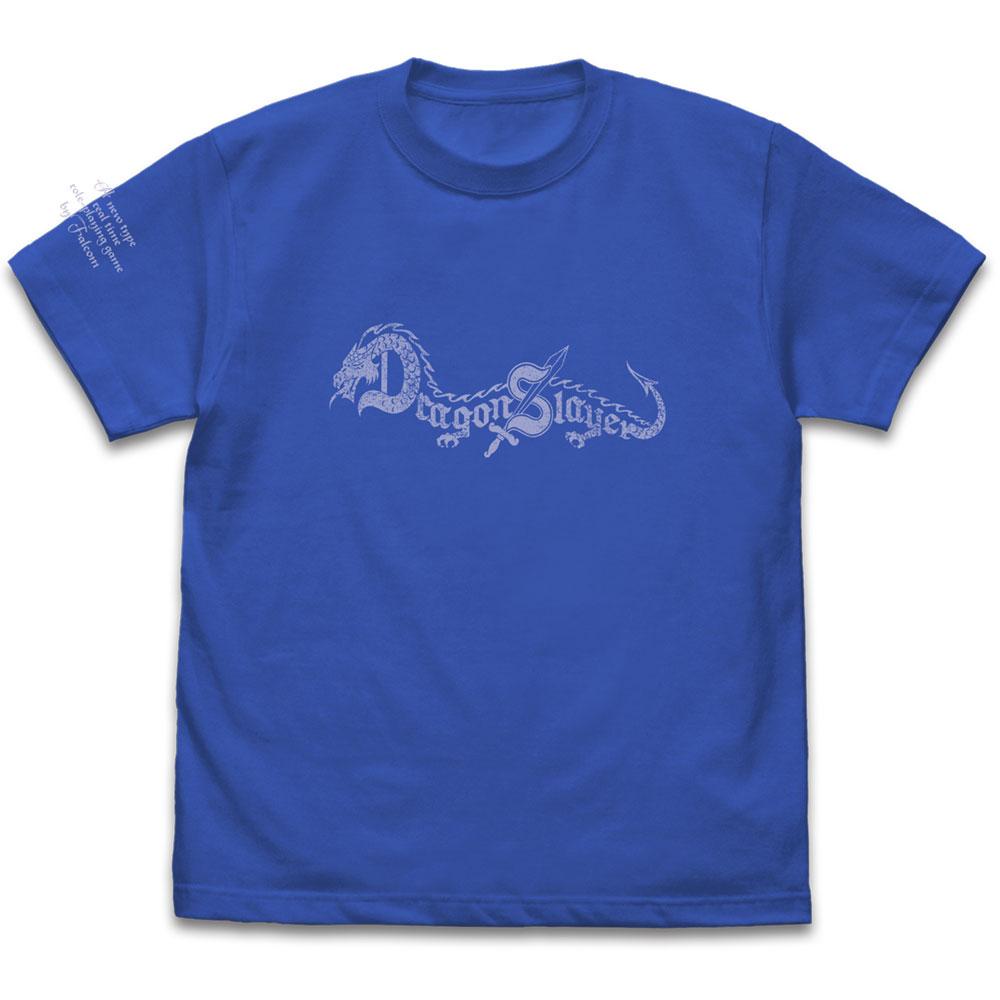 ドラゴンスレイヤーロゴ Tシャツ