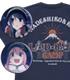 ★限定★富士山となでしこ&リン Tシャツ+限定缶バッジ2個セ..
