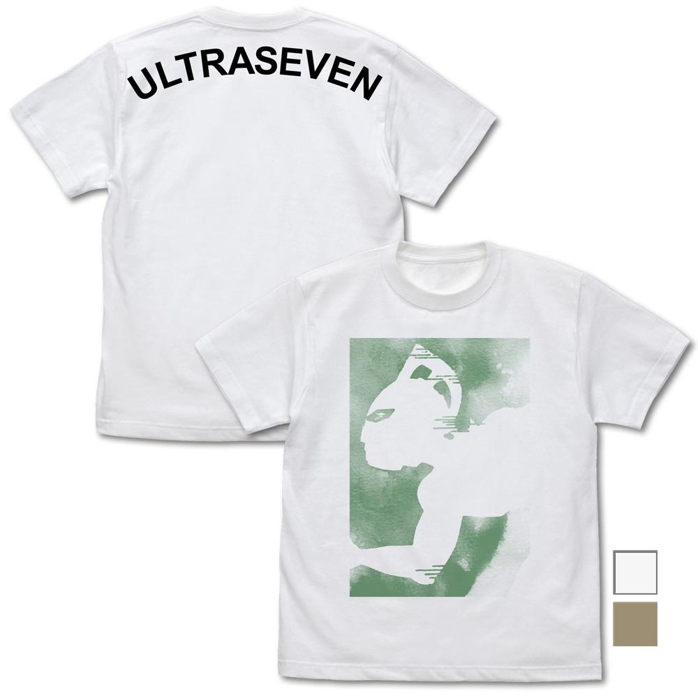 ウルトラセブンシルエット Tシャツ