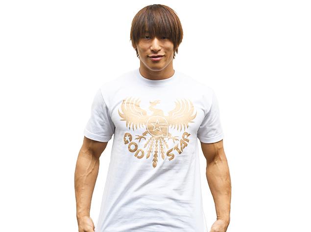 飯伏幸太「GOD STAR」Tシャツ