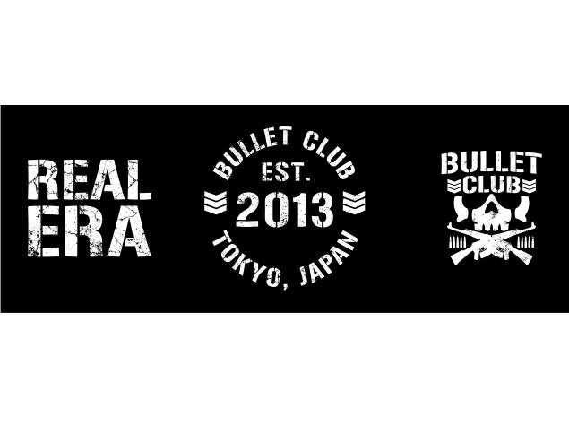 BULLET CLUB 「EST.2013」スポーツタオル