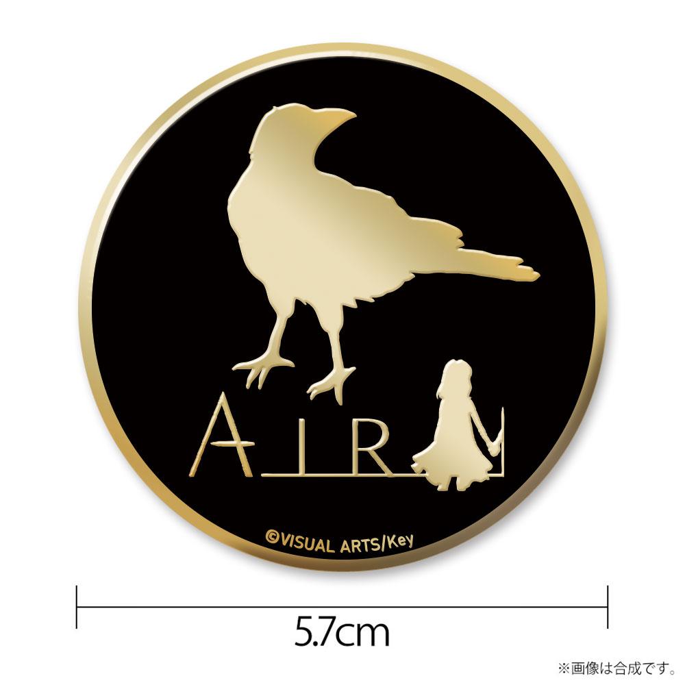 AIR/AIR/AIR メタルバッジ