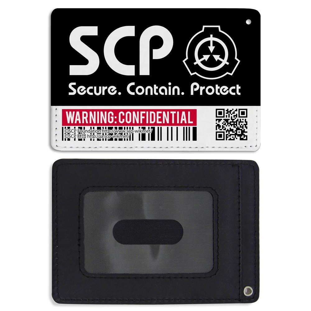 SCP財団 フルカラーパスケース