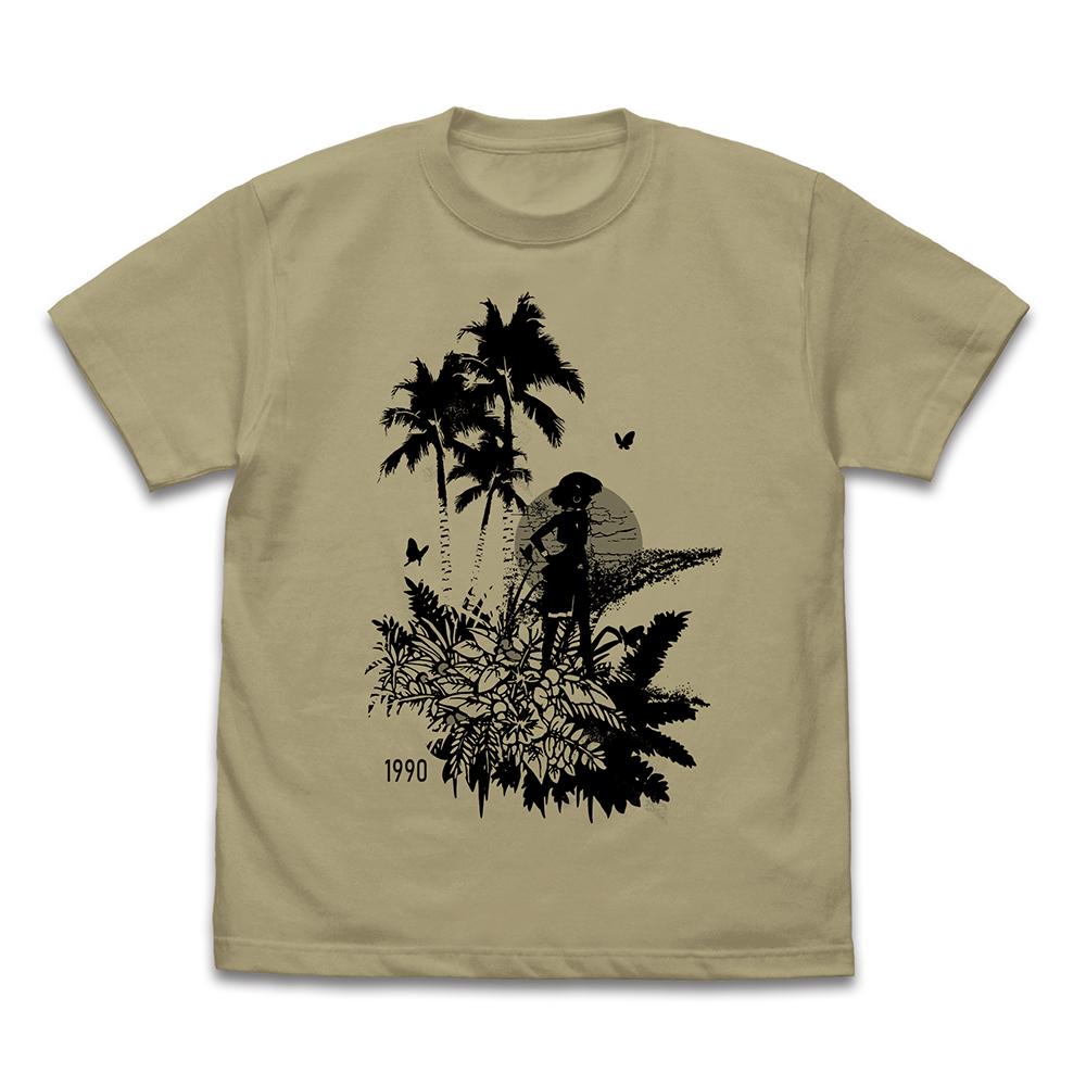 海辺のナディア Tシャツ