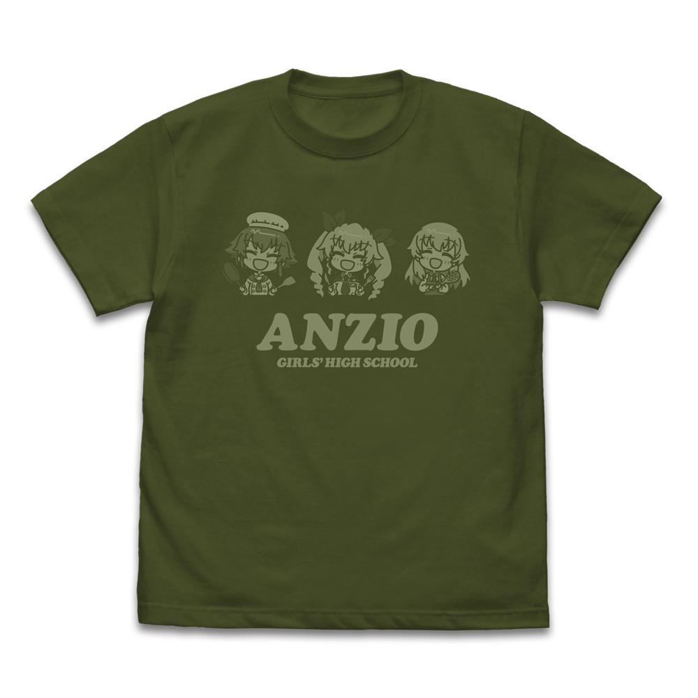 アンツィオ高校 Tシャツ