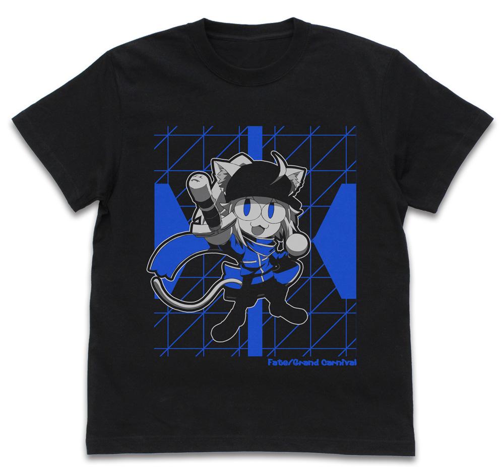 謎のネコX Tシャツ