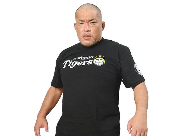 阪神タイガース×石井智宏 コラボTシャツ(2nd)