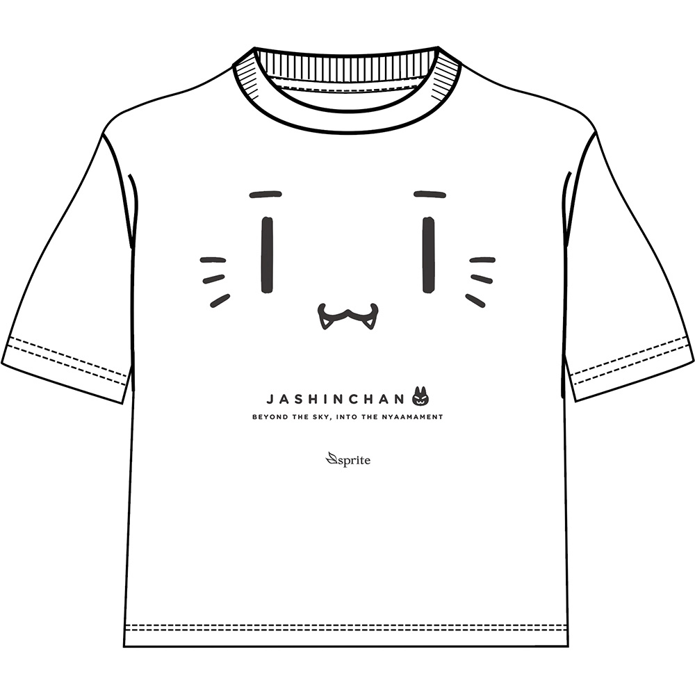 Lovely邪神ちゃんTシャツ