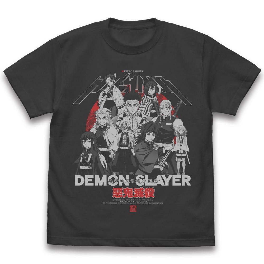 9人の「柱」Tシャツ