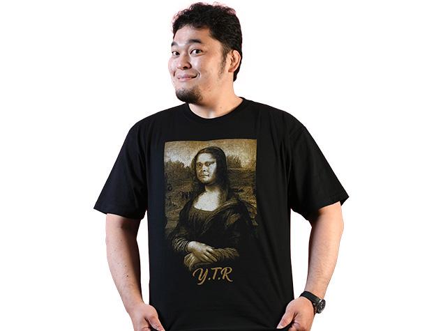 矢野通「モナリザ」Tシャツ
