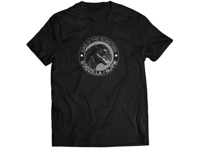 ゴジラ/新日本プロレス コラボ Tシャツ