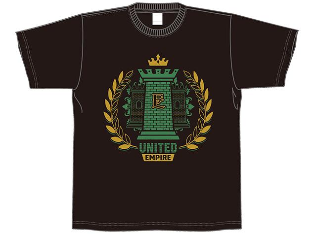 UNITED EMPIRE「CASTLE」Tシャツ
