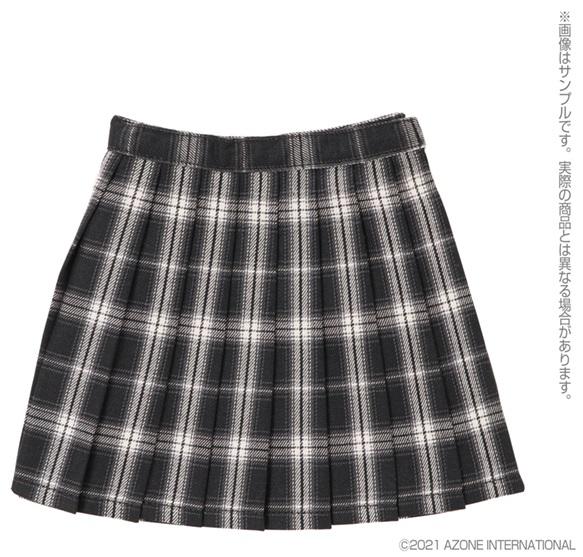 AZONE/50 Collection/FAO192-BKC【48/50cmドール用】AZO2 和遥キナ学校制服コレクション「ミニスカート」