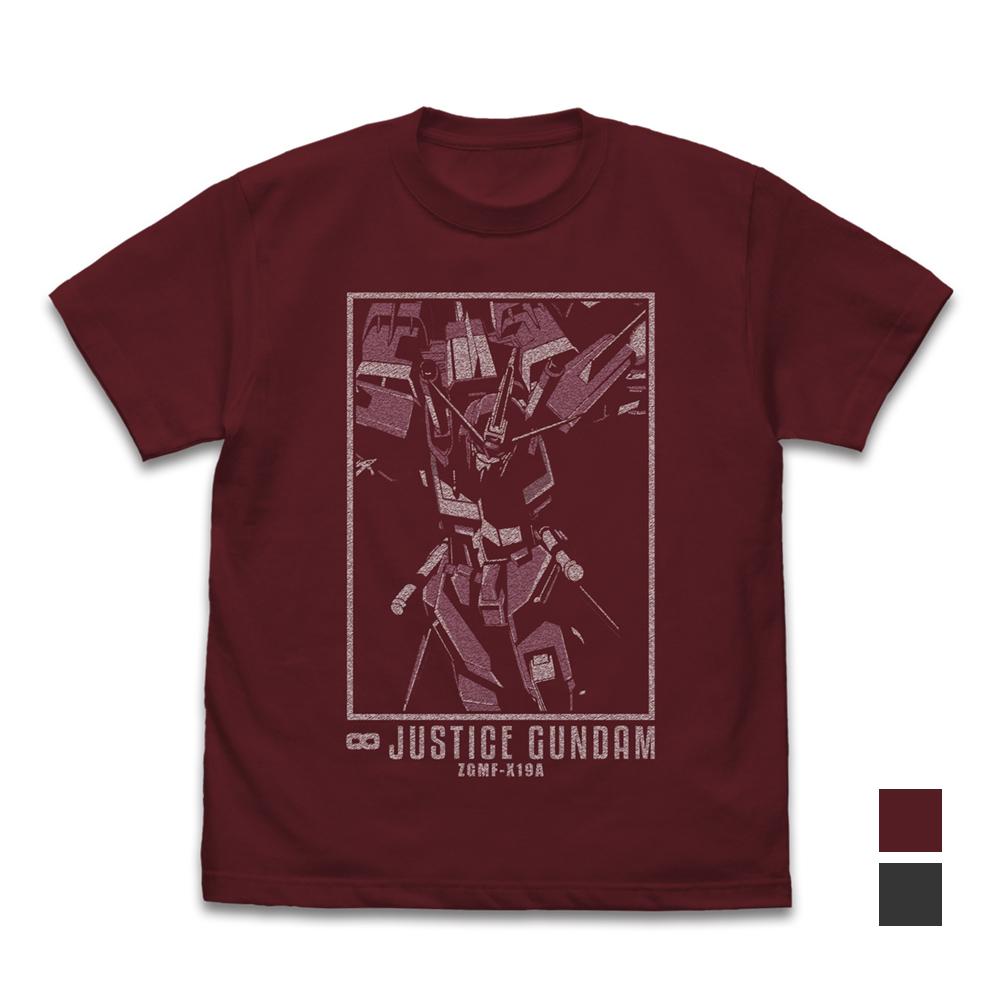 インフィニットジャスティスガンダム Tシャツ