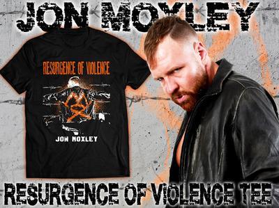 ジョン・モクスリー「RESURGENCE OF VIOLEN..
