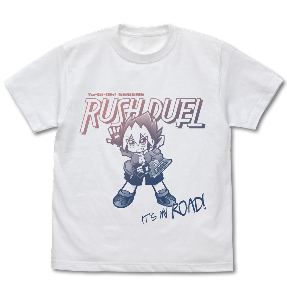 ラッシュデュエル!王道遊我 Tシャツ