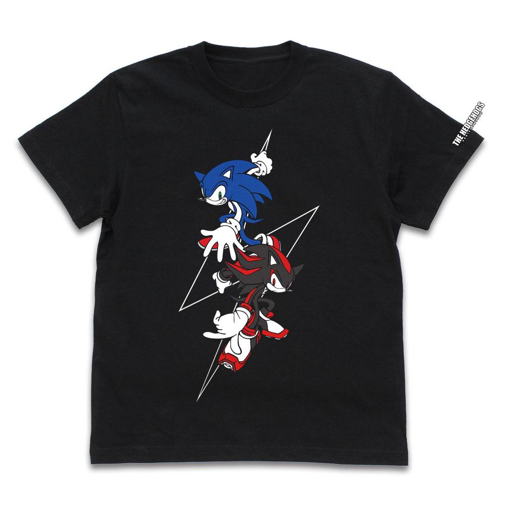 SONIC&SHADOW Tシャツ
