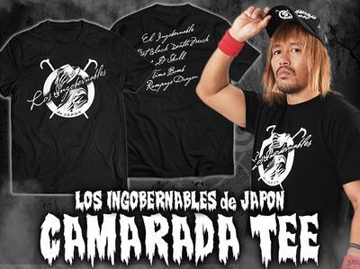 L・I・J「Camarada」Tシャツ
