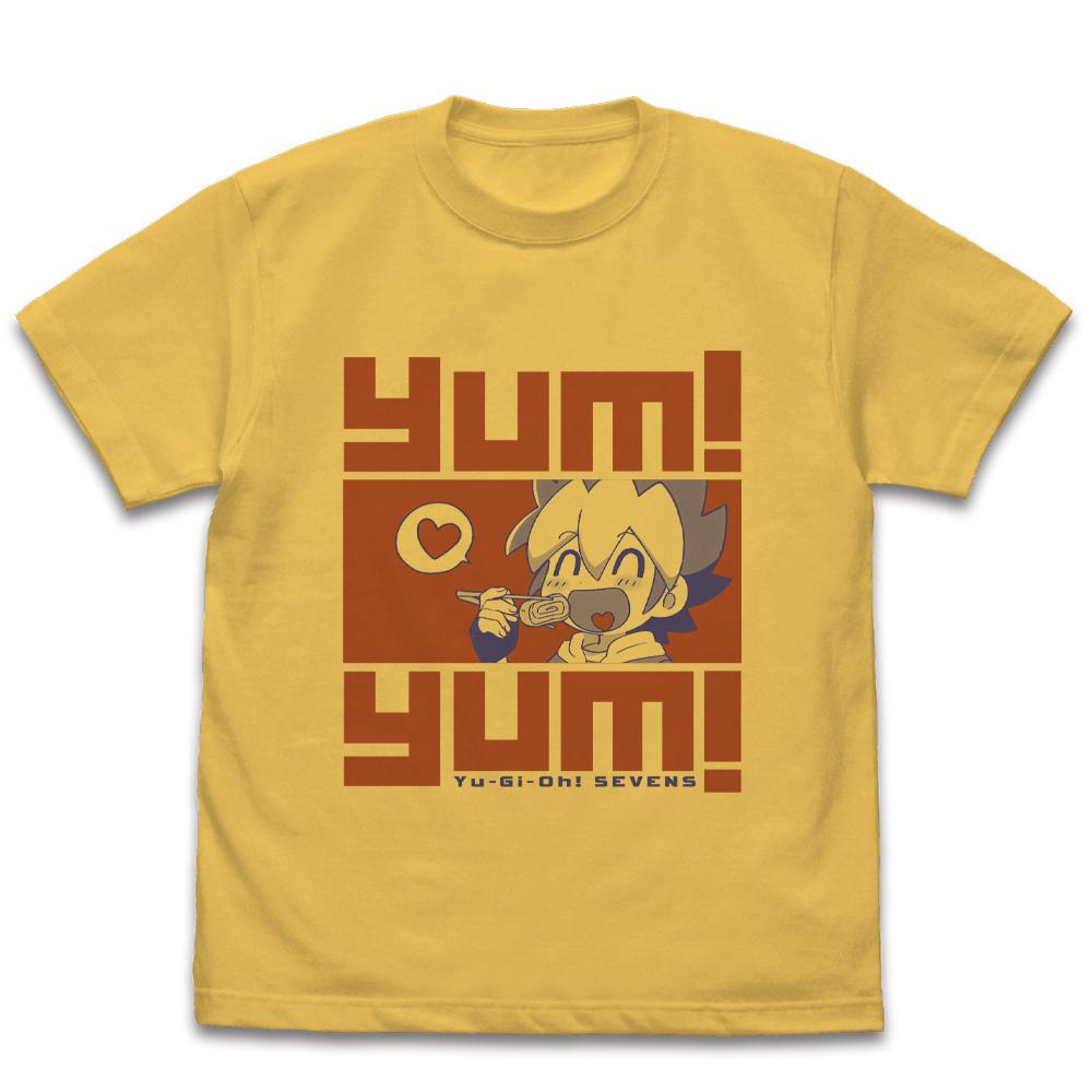 遊☆戯☆王 シリーズ/遊☆戯☆王SEVENS/遊我のyumyum Tシャツ