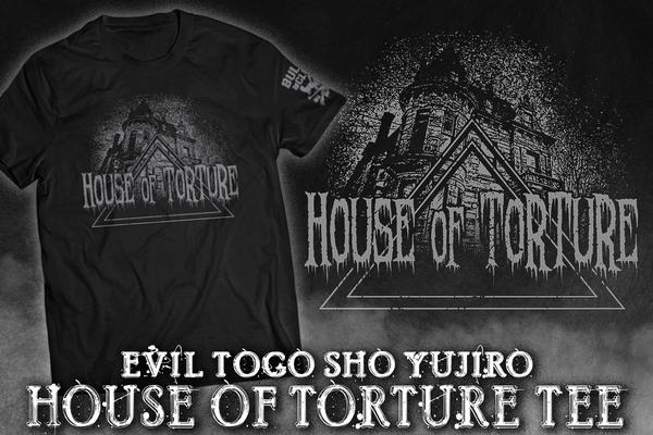 HOUSE OF TORTURE Tシャツ